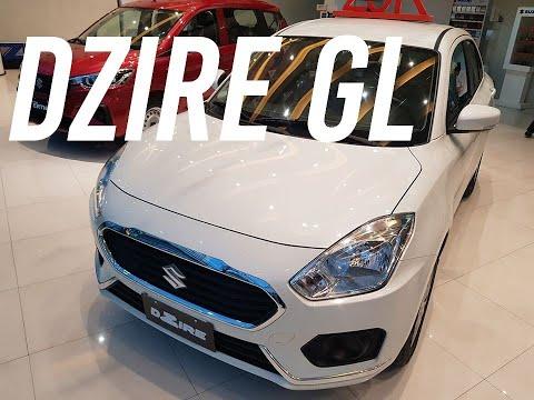 2018 Suzuki Dzire GL M/T    Cebu Showroom Walkthrough
