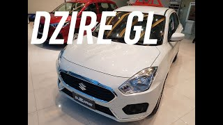 2018 Suzuki Dzire GL M/T  | Cebu Showroom Walkthrough
