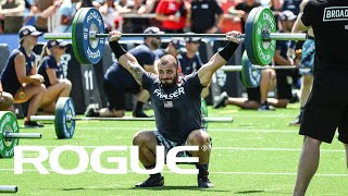 First Cut - Individual Men Event 1 - 2019 Reebok Crossfit Games