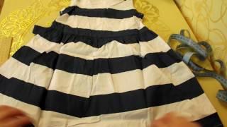 Aliexpress 2017#40✔ Распаковка посылок ✔ Платье детское  clothing