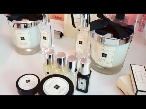 Jo Malone Online Order Unboxing: Red Roses, Peony And Blush Suade.