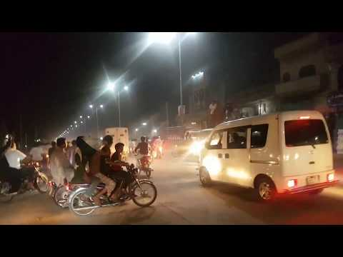 Celebration In Gujranwala Pakistan After Winning The Final CT2017 From India,Must Watch Guys.