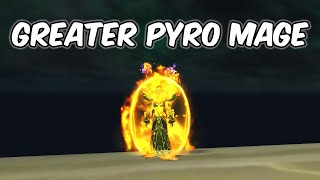 Greater Pyro Mage - Fire Mage PvP - WoW BFA 8.2
