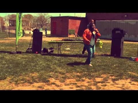 Jaisy Live @ Hunting Park in Philadelphia PA