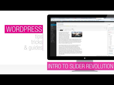 revolution slider wordpres how to add a picture