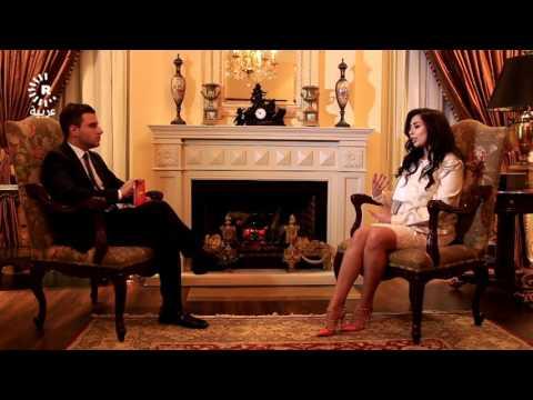 بنان حسين كامل، حفيدة #صدام_حسين لرووداو: أحب جدي وأفتخر بكل ماضي عائلتي لكن توجهاتي الفنية واضحة