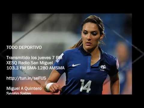 Todo Deportivo radio san miguel sergio salas 2 julio 15
