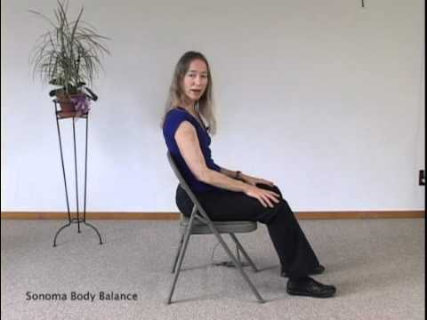 Healthy Sitting Posture To Reduce Back Pain Youtube