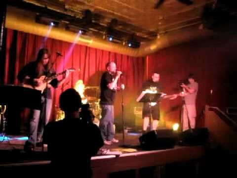 Live Karaoke Band 3-19-09 @Cowboy Monkey