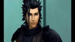 Compilação do videos dos personagens do jogo FFVII Crisis Core Com ...