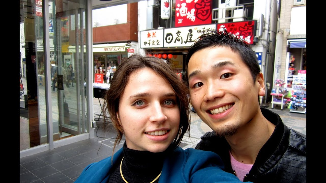 are you attractive in japan texan in tokyo - 1280×720