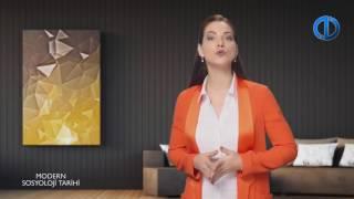 MODERN SOSYOLOJİ TARİHİ - Ünite 1 Konu Anlatımı 1