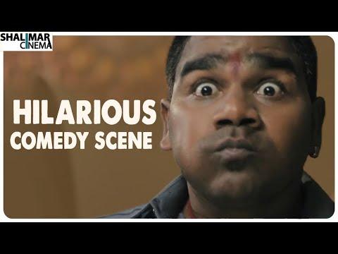 Venu Hilarious Comedy Scene || Neeku Naaku Dash Dash Movie || Shalimar Cinema