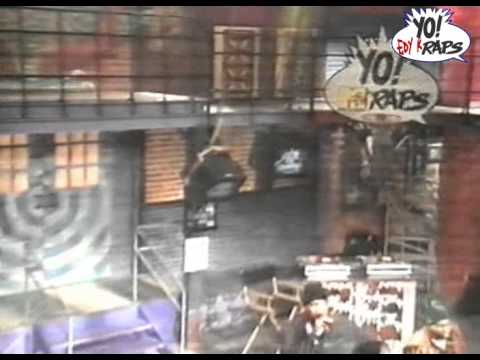 KRS-One - Outta Here (Live) @ Yo MTV Raps 1993