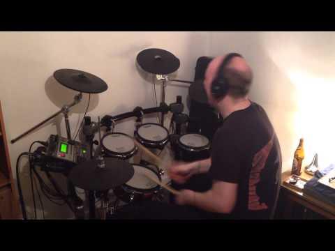 Alfie Zappacosta - Overload (Roland TD-12 Drum Cover)