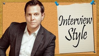 Dave Rubin   Interview Style