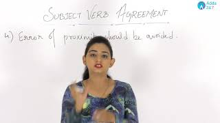 Subject Verb Agreement Rules 3A Learn English Grammar  28Part 1 29