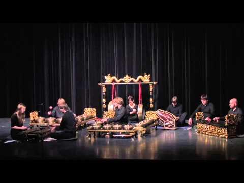 Acadia Gamelan Ensemble - Jeruk Manis