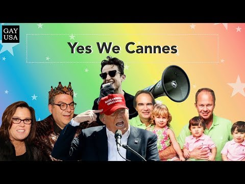 Gay USA: Yes We Cannes