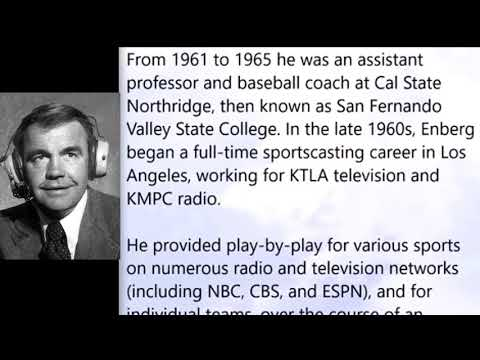 Dick Enberg, Legendary Sportscaster, Dies at 82
