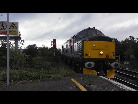*LEGEND DRIVER* 37884 Passes Margate with Start Tune from Candy as well as Thrash & Clag 17/09/16