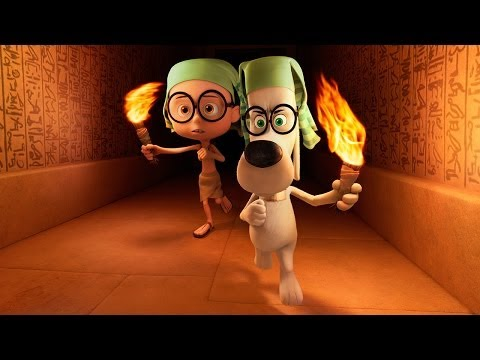 "MR. PEABODY & SHERMAN - ""Booby Trap"" Official Clip"