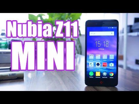 Review Nubia Z11 mini - El hermano pequeño de la familia Nubia