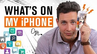 What's On My iPhone | Doctor Mike