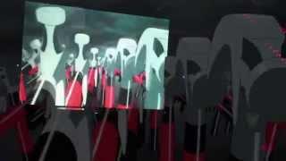 Pink Floyd - Run Like Hell - Original Video + Lyrics