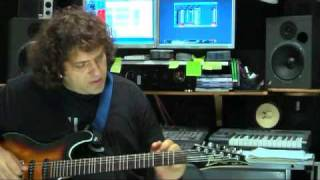 "Kamal Musallam - Ibanez Arabic Guitars ""Oriental Series"" 2010"