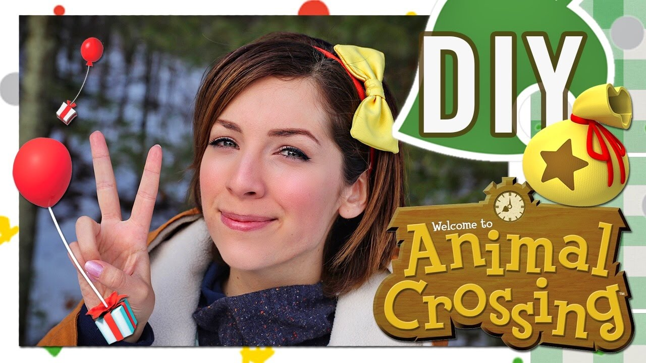ANIMAL CROSSING DIY EASY GIFTS YouTube