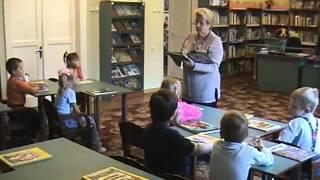 Экскурсия по детской библиотеке