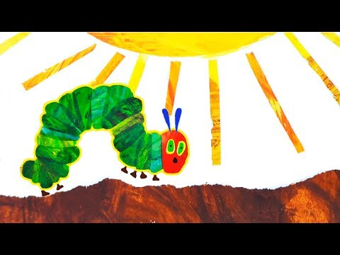 The Very Hungry Caterpillar Short Story for Children Bedtime STORIES AND TALES