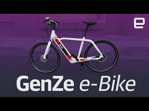 GenZe 200 Series e-Bike review