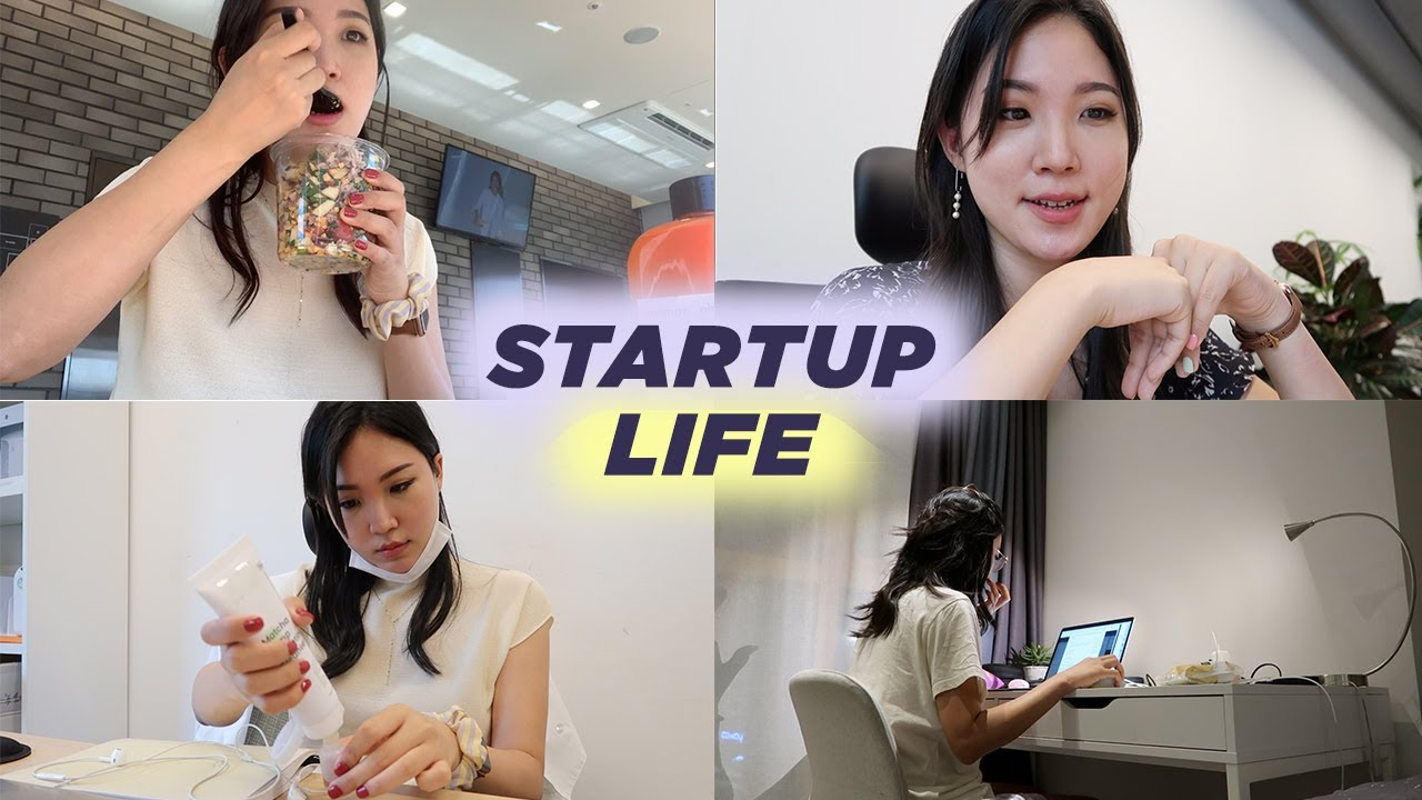 👩🏻💻Follow to work with me @KraveBeauty 🤓#Startup Life