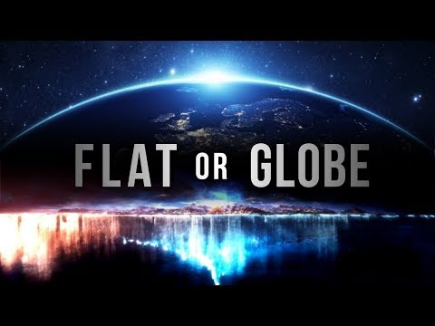 SHAPE OF THE EARTH - Flat or Globe (Miracle of Qur'an) thumbnail