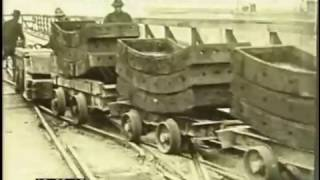 Video Building The Brooklyn Bridge New York, 1920s - Film 33827 download MP3, 3GP, MP4, WEBM, AVI, FLV Juni 2018