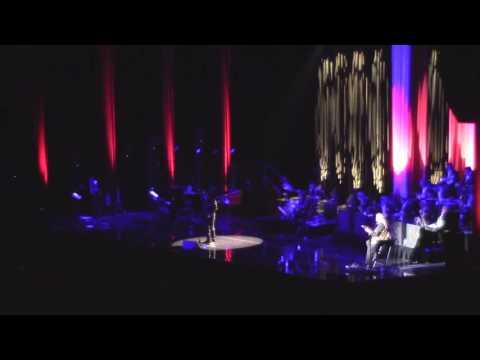 Eddy MITCHELL live 15 mars 2016 palais des sports de paris part.02