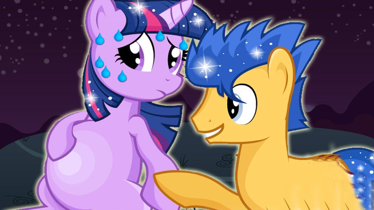 Twilight Sparkle Gave Birth Twins 2 - My Little Pony Games
