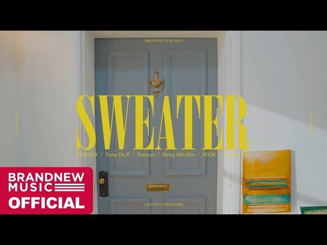 BRANDNEW YEAR 2018 '스웨터' LIVE CLIP