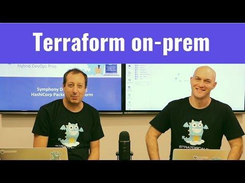 Stratoscale DevOps Using Hashicorp Packer and Terraform -