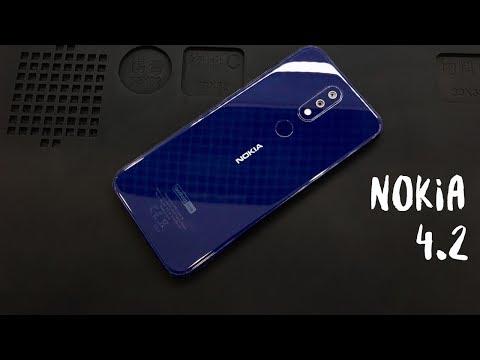 Nokia 4.2 Разборка и ремонт после попадания в воду