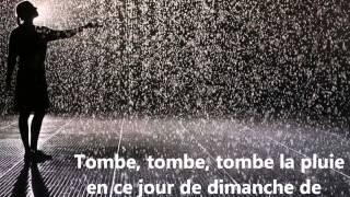 """""""La Pluie"""" by ZAZ lyrics"""