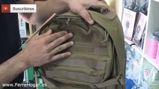 tT Combat Pack 22L