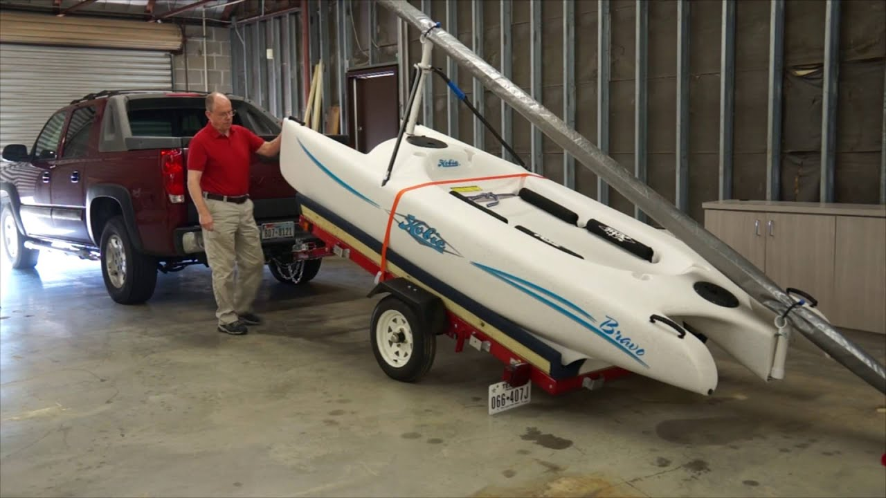 List of Synonyms and Antonyms of the Word: Hobie Trailer
