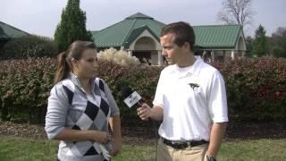 Amber Rohrer - PSAC Women's Golf Preview