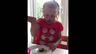 Lær at spise med pinde.