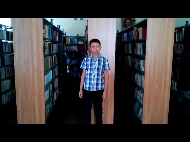 Изображение предпросмотра прочтения – ВладимирИванов читает произведение «Лето на весах» А.Л.Барто