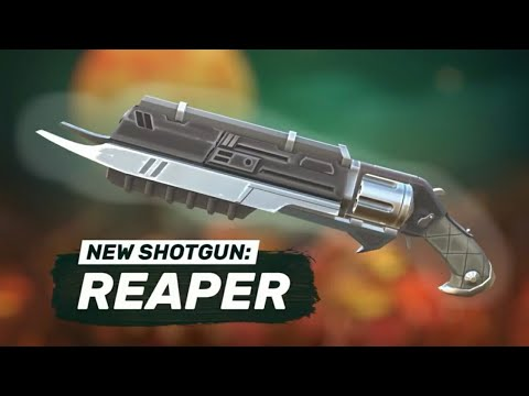 Guns of Boom spins for the Reaper(New shotgun)