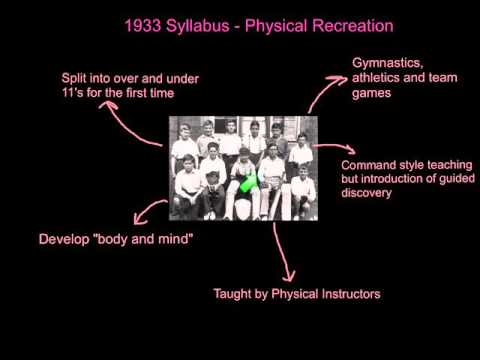 State Schools and PE